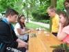 Den dětí, park Jana Palacha, Svitavy, naše stanoviště