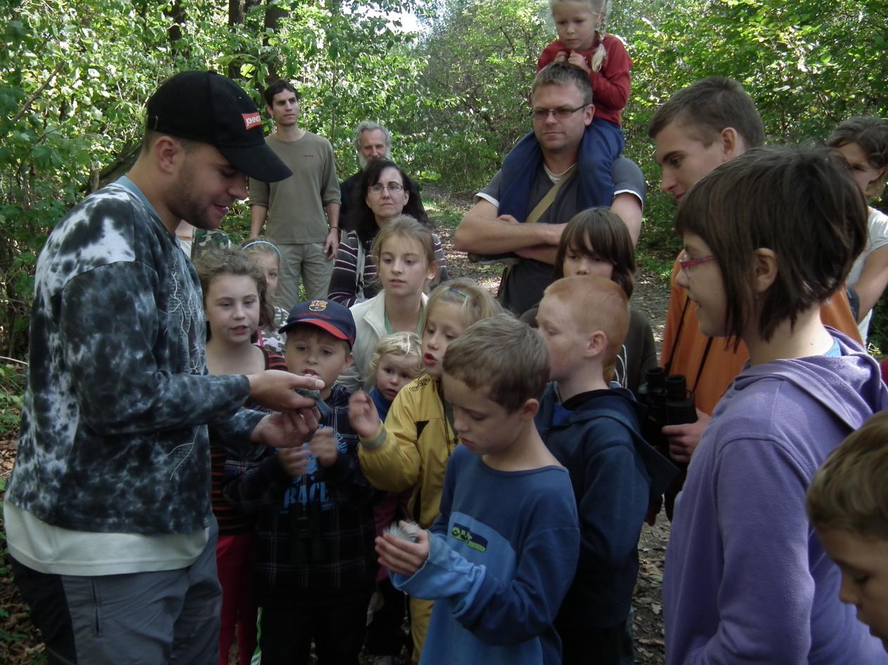 Ptačí festival 2012 v Opatově